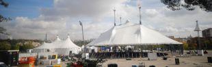 El Cirque du Soleil despliega su carpa en Madrid