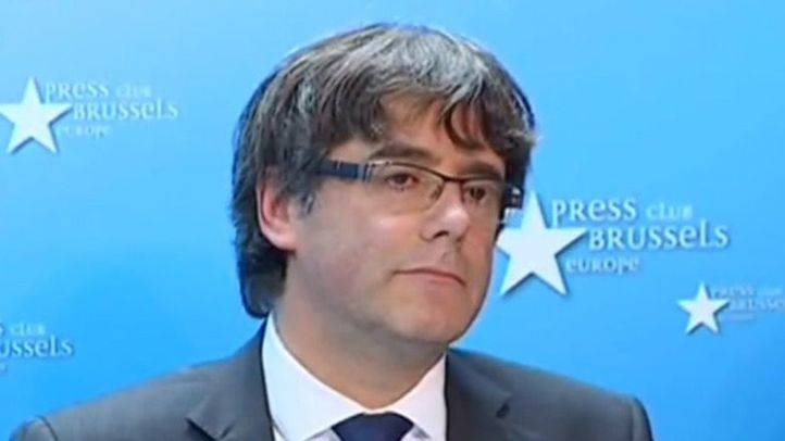 Puigdemont reclama una lista unitaria que mantenga el independentismo