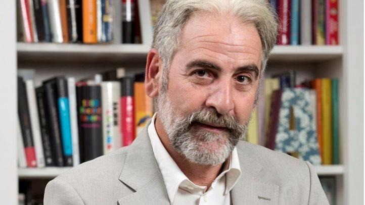 El escritor Álvaro Bermejo.