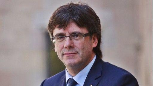 Carles Puigdemont, president de la Generalitat cesado