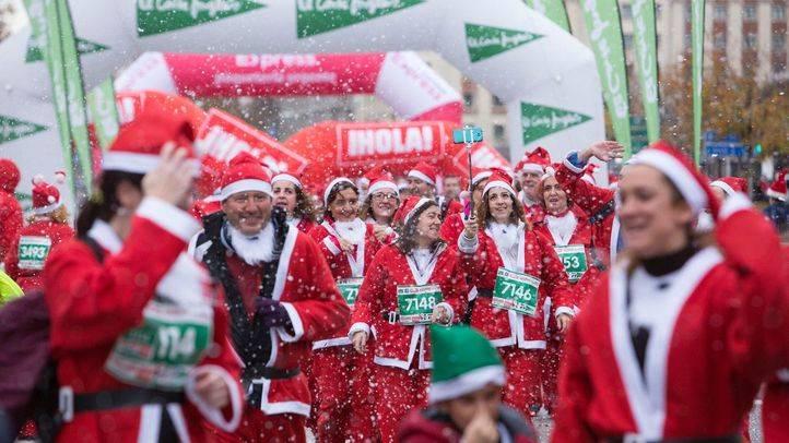 Carrera Papá Noel