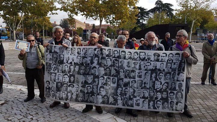 Homenaje a la Defensa de Madrid en su 81º aniversario