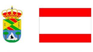 Collado Mediano ya tiene escudo y bandera