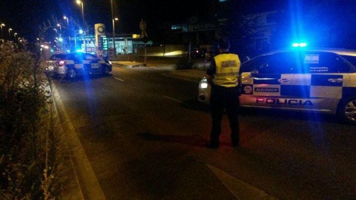 Detenido un conductor temerario en Alcorcón