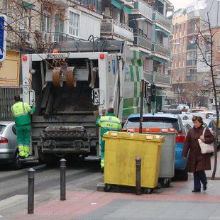 Arranca la huelga indefinida de recogida de basuras