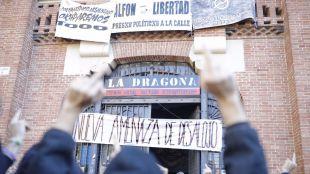 El Ayuntamiento solicita el desalojo de La Dragona