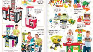 Cinco millones de catálogos de juguetes para esta Navidad