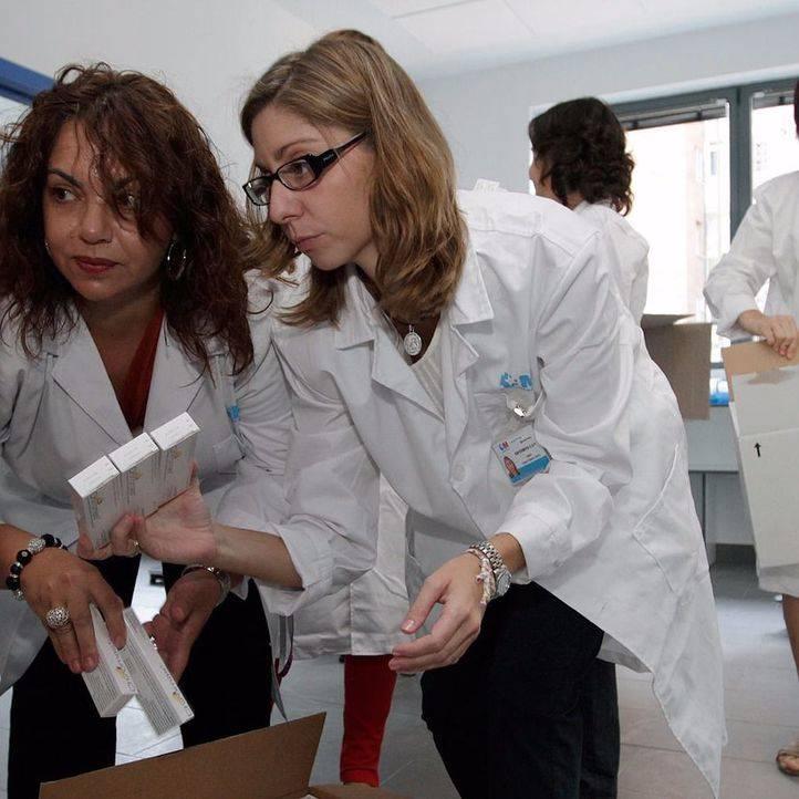 Más de 150.000 madrileños, vacunados ya frente a la gripe