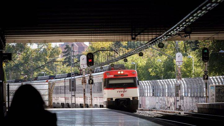Los pasajeros de Cercanías Madrid han vuelto a sufrir otra jornada de retrasos.