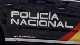 Coche de la Policía Nacional. (Archivo)