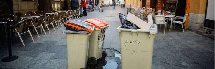 Desconvocada la huelga de basuras