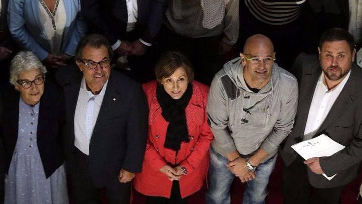 Los independentistas ni siquiera se ponen de acuerdo entre ellos: listas separadas