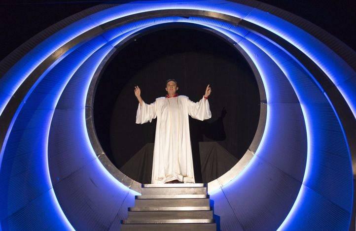 'Obra de Dios', en el Teatro Bellas Artes