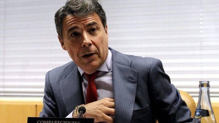 El juez ordena la libertad de González tras abonar la fianza de 400.000 euros