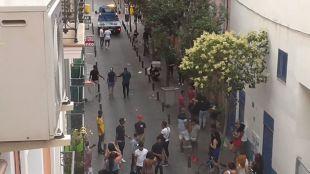 Calle Topete (Bellas Vistas)