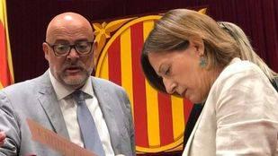 Prisión eludible con 150.000 euros para Forcadell
