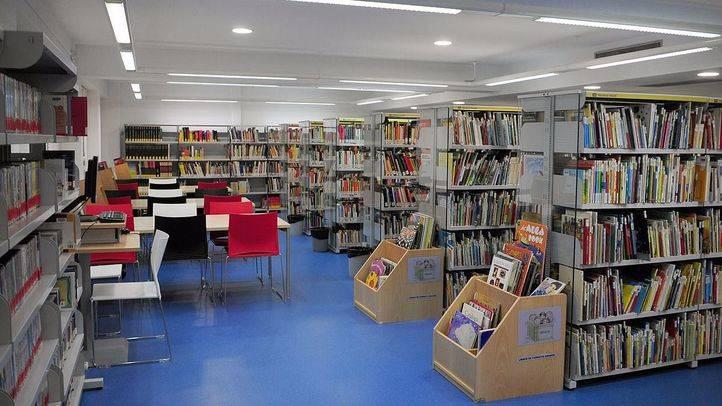 Fomentar la lectura y el préstamo de libros son algunos de los objetivos.