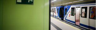 Huelga de vigilantes de seguridad de Metro