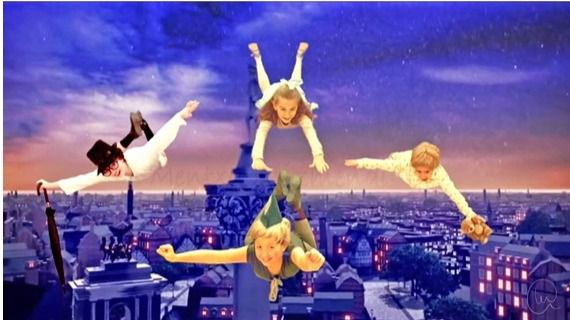 Un Peter Pan musical interpretado por alumnos de Nuestra Señora de la Merced