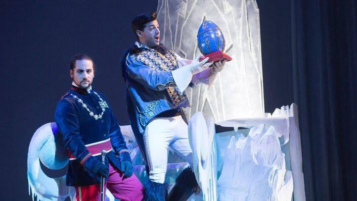 El musical La Reina de las Nieves