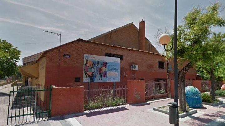 Polideportivo de San Isidro de Getafe