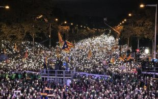 Miles de personas vuelven a pedir la libertad de los