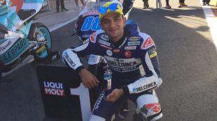 Jorge Martín logra su primera victoria en Moto3