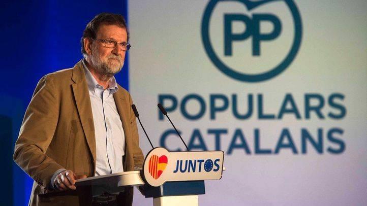 Mariano Rajoy pide la vuelta a Cataluña de las empresas que trasladaron sus sedes