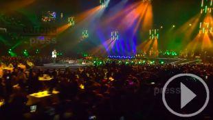 Más de 14.000 asistentes a Los40 Music Awards