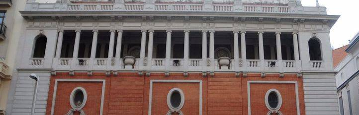 Palacio de la Música (antiguo cine y teatro, que será centro comercial)