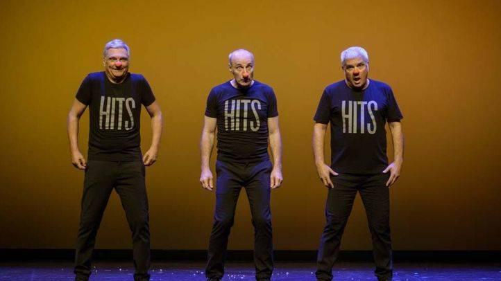 'Hits - Tricicle', en el Teatro de la luz Philips Gran Vía