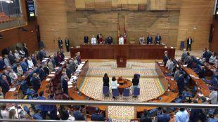 Debate de los Presupuestos de 2018 en la Asamblea