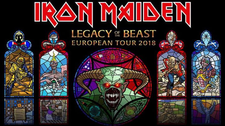 Iron Maiden, protagonistas del primer concierto en el Wanda