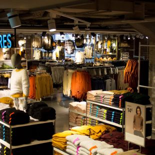 La ropa lidera la subida de precios de octubre