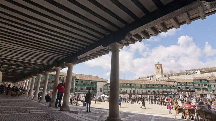 PP y PSOE registran una moción de censura contra el alcalde de Chinchón