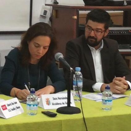 Dimite Álvaro Gómez, concejal de Educación de Getafe