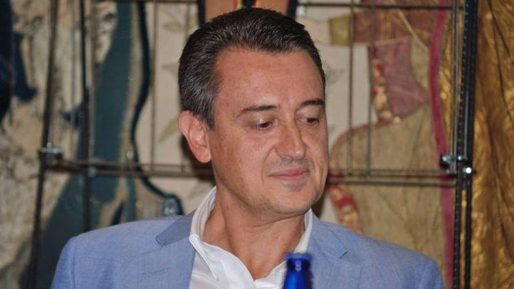 Francisco Javier Martínez Mayor, alcalde de Chinchón
