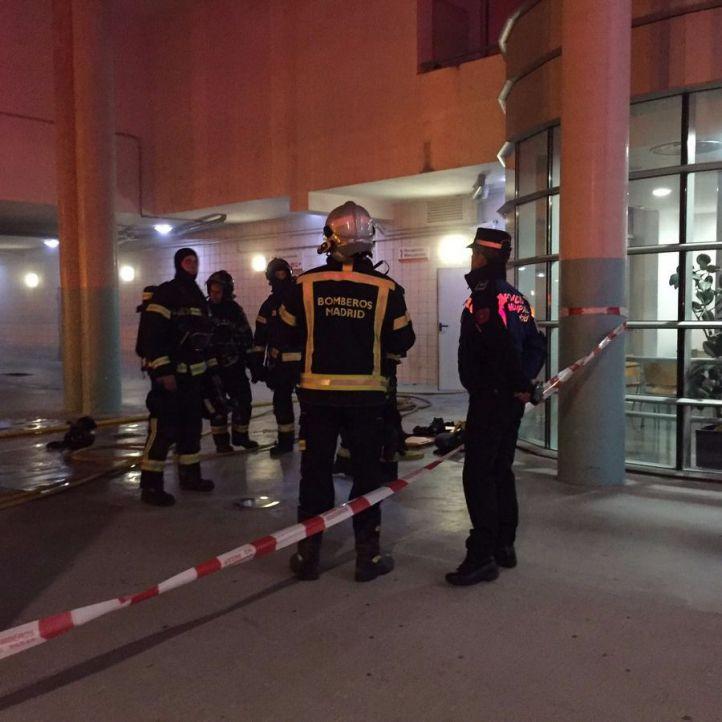 Sofocado un incendio en el Centro Alicia Koplowitz