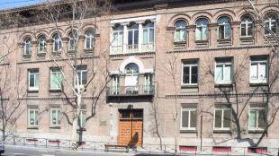 Fachada del colegio público Concepción Arenal.