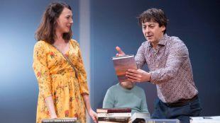 'Un tercer lugar' en el teatro Español