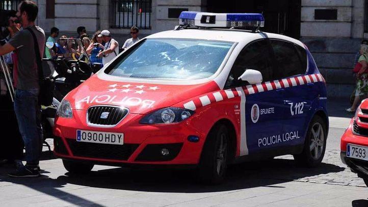 La Policía de Brunete se 'instala' una 'app' pionera para detectar DNI falsos