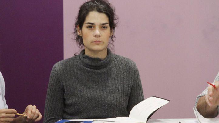 Isabel Serra.