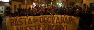 Los vecinos de Vallecas alzan la voz contra los narcopisos