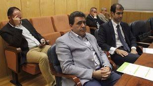 David Marjaliza, conocido como el cabecilla de la trama Púnica, comparece, acogiendose a su derecho de no declara, en la comisión de investigación de la corrupción de la Asamblea de Madrid.