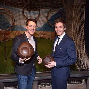 Los gemelos Weasley inauguran la exposición en Ifema