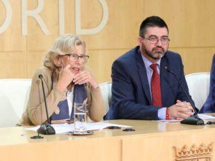 Rueda de prensa medidas Ayuntamiento para cumplir con Hacienda. (Archivo)