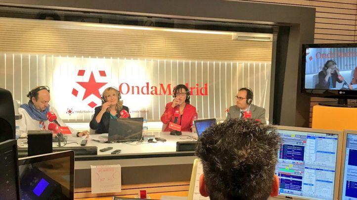 Los alcaldes de Leganés y Pozuelo debaten sobre el billete anticontaminación