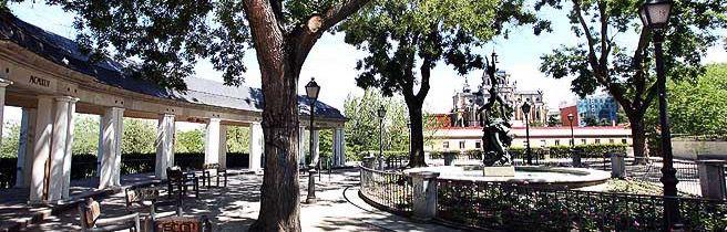 La plaza más castiza de Madrid