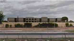 Antigua sede de Kodak en Las Rozas.