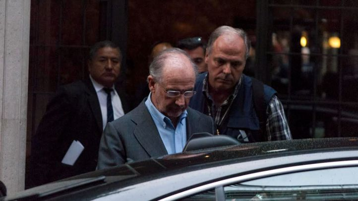 La Audiencia Nacional abre juicio oral contra Rodrigo Rato